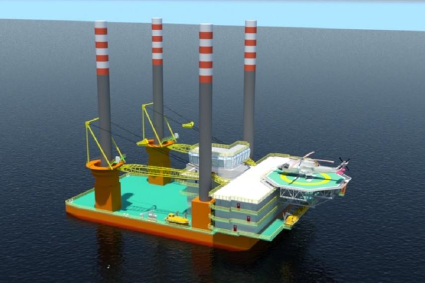 ARK ELITE 40 - Multi Purpose Lift Boat