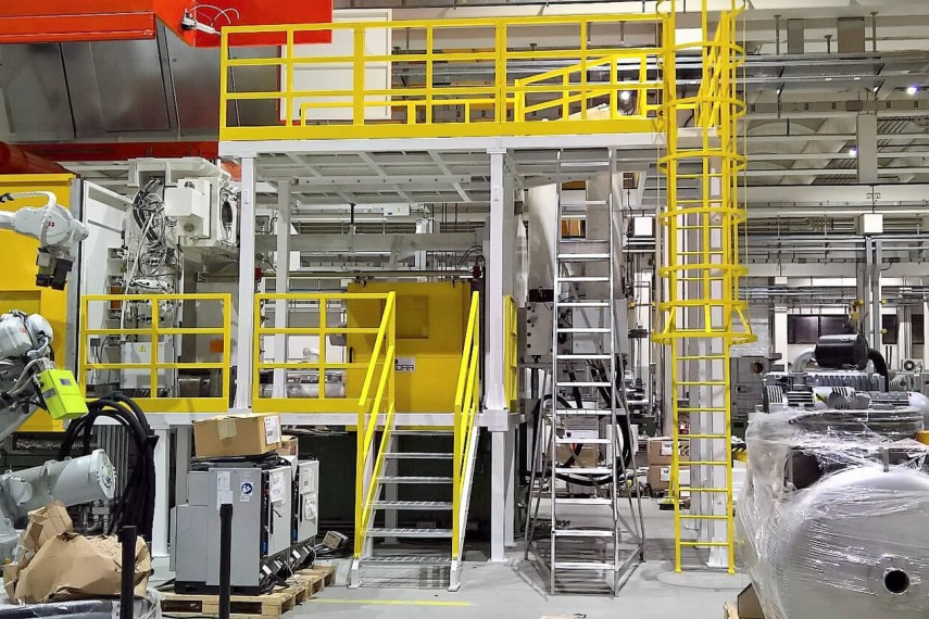 Machines-Platform
